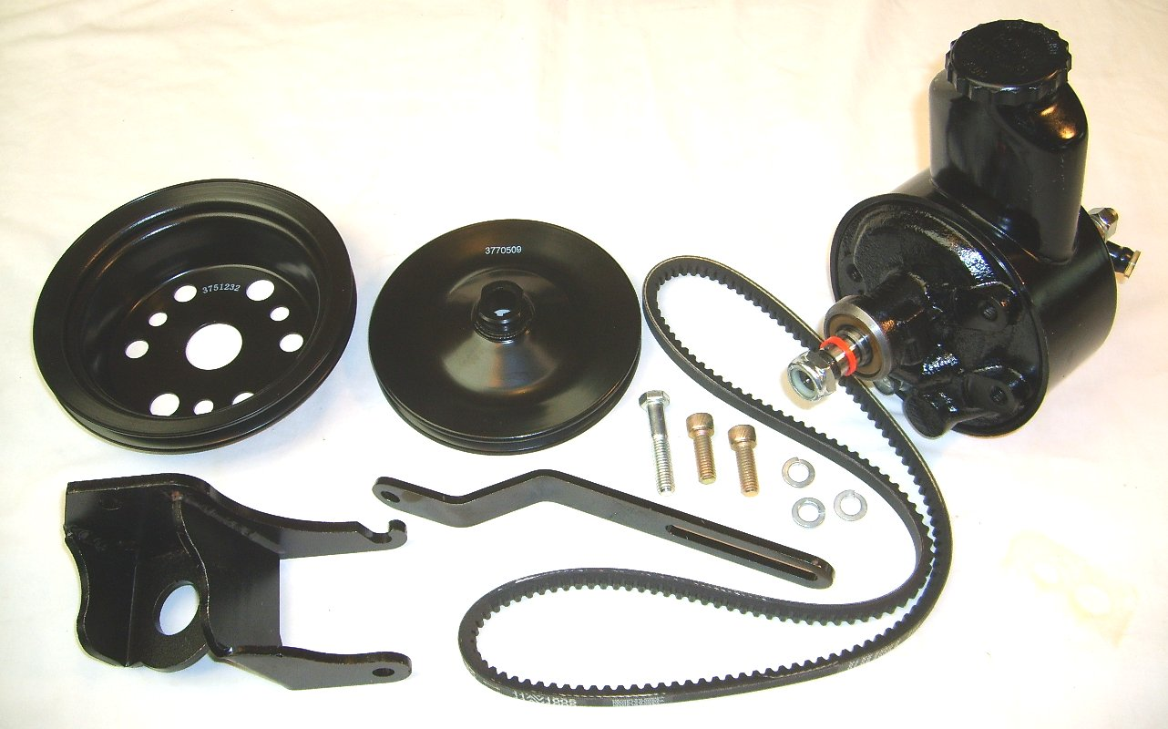 Power Steering Conversion Kits Authentic Automotive