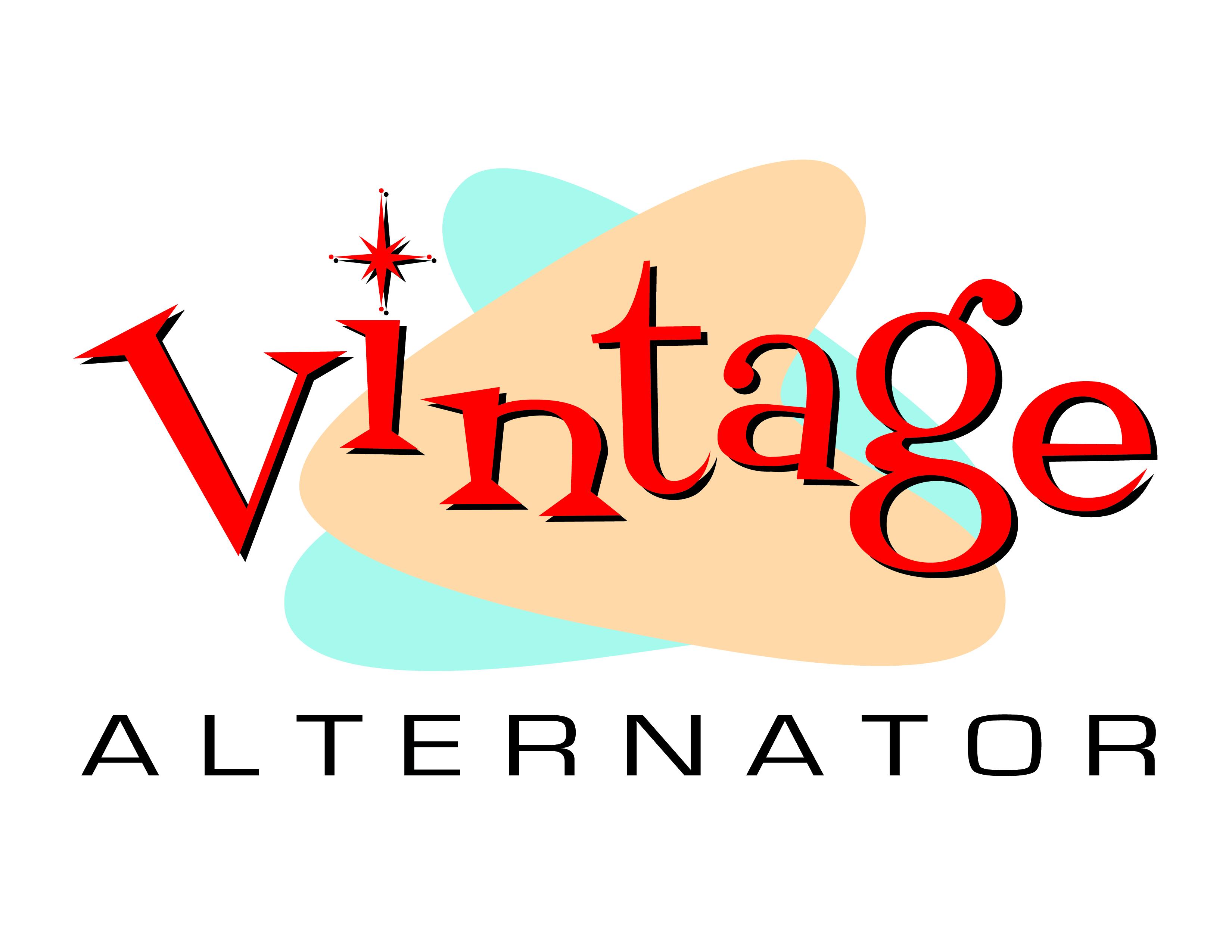 Vintage Alternator Final Logo